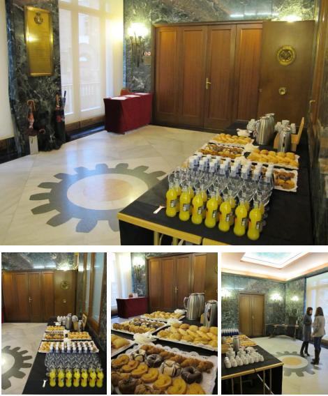Hall Cambra de Girona