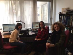 Erasmus empresarial Isabel Mendoza a Brusel·les