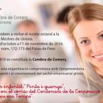 INVITACIÓ MAIL A LA FIRA DE GIRONA REBAIXAT