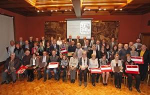 foto de grup Establiments Històrics 2016