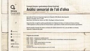 Jornada Anàlisi Sensorial Oli d'Oliva
