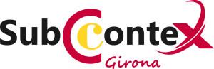 Logo subcontex Girona