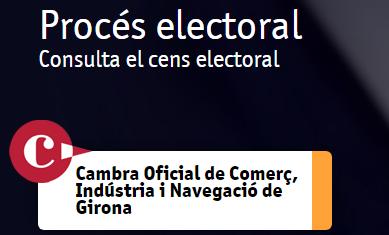 Eleccions camerals
